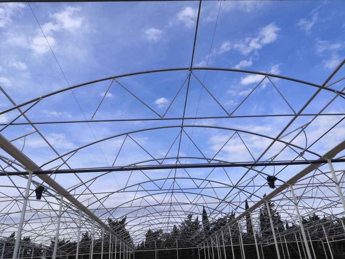 Greenhouses and glasshouse constructions project - France – Filclair 2 – Aix En Provence