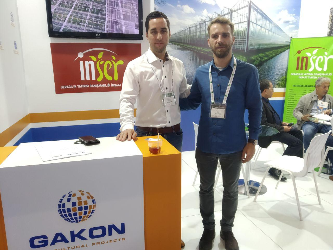 Greenhouses and glasshouse constructions project - Visiting Growtech