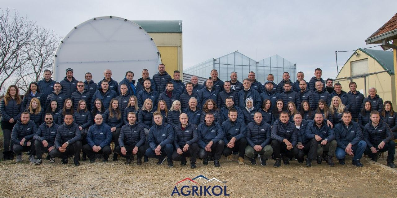 Greenhouses and glasshouse constructions project - AGRIKOL Annual Meeting